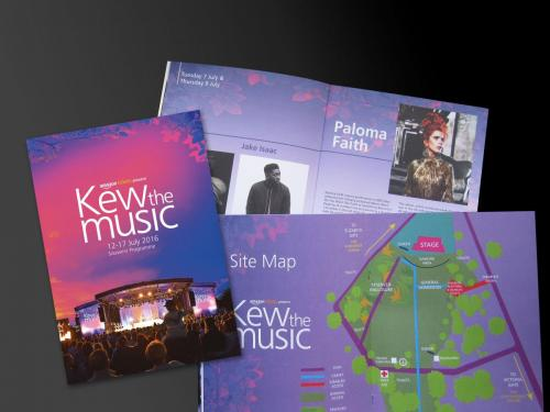 Kew The Music, Kew Gardens - 2016